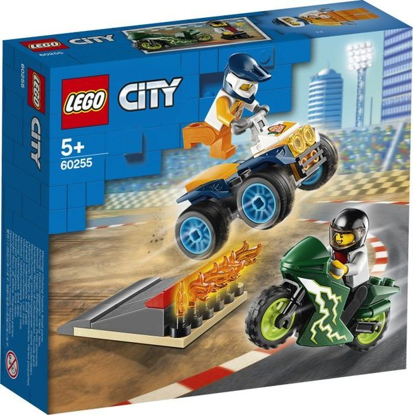 LEGO® City 60255 Stunt-Team