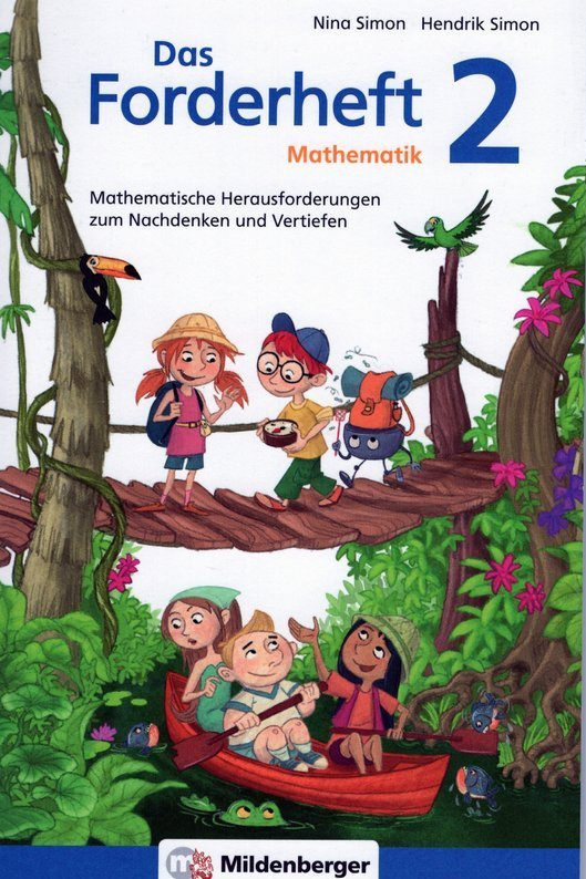 Das Forderheft Mathematik 2